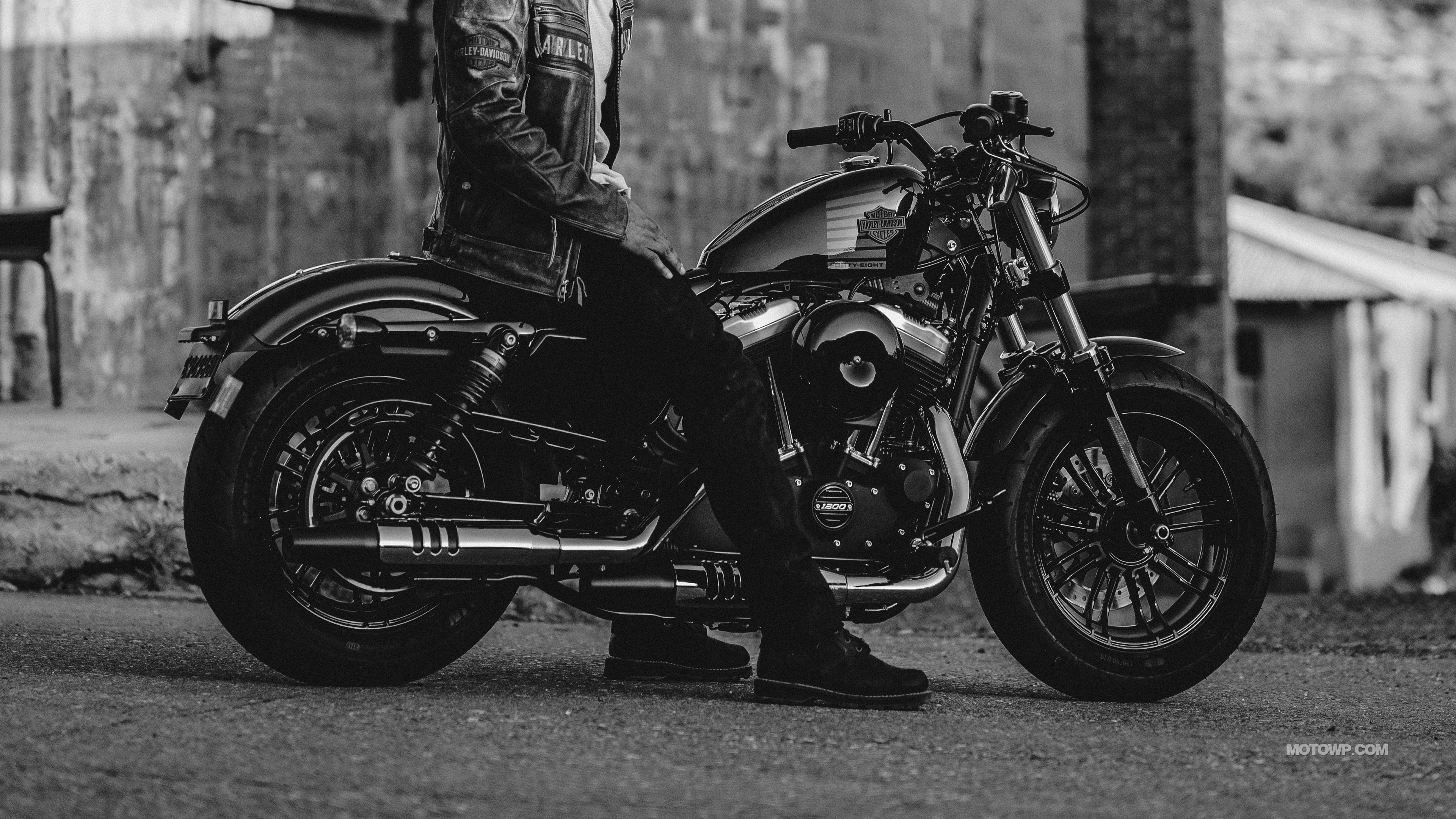 motorcycles desktop wallpapers harley davidson sportster forty eight 2017. Black Bedroom Furniture Sets. Home Design Ideas